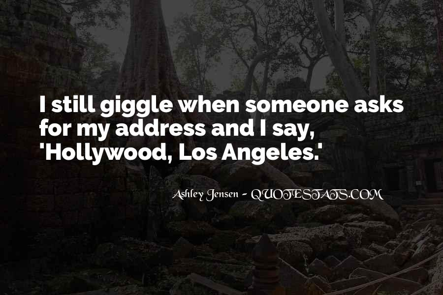 Ashley Jensen Quotes #1565214