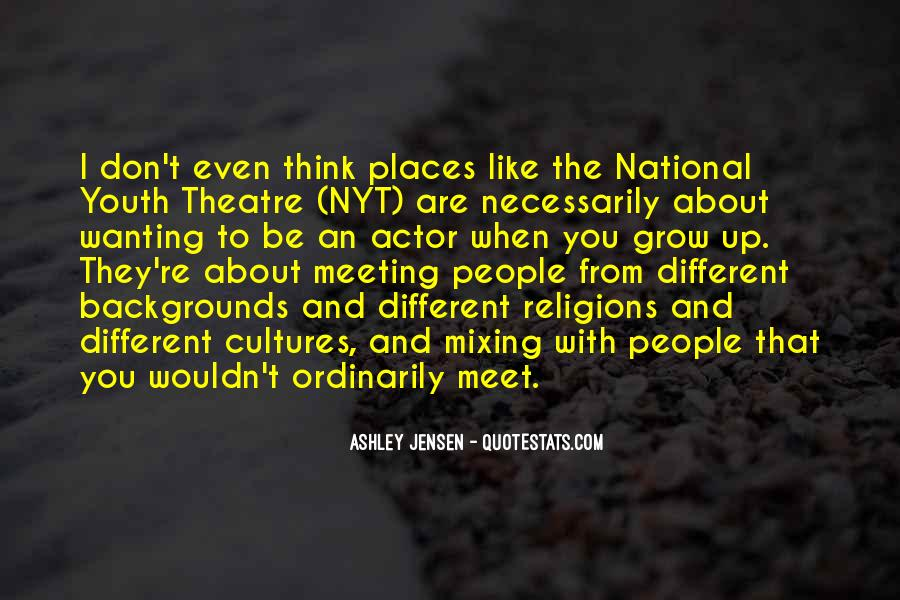 Ashley Jensen Quotes #1656549