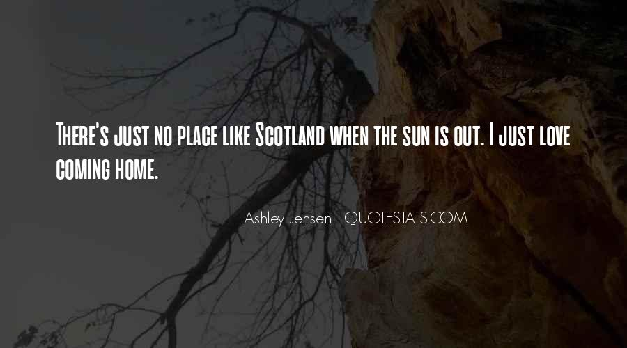 Ashley Jensen Quotes #207224