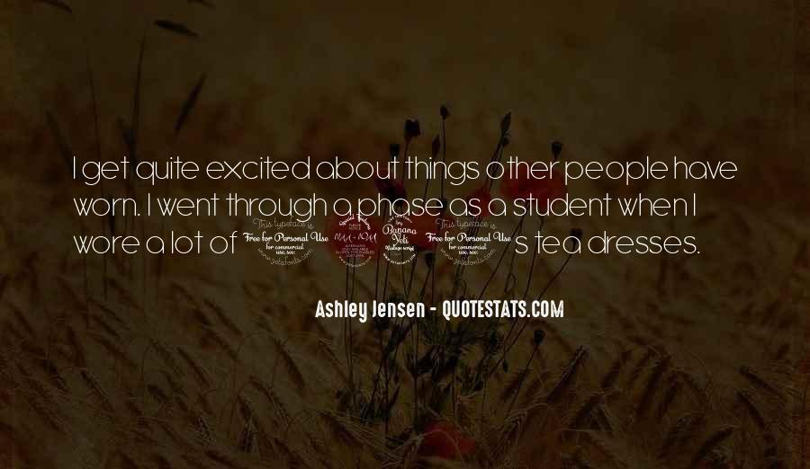 Ashley Jensen Quotes #222188
