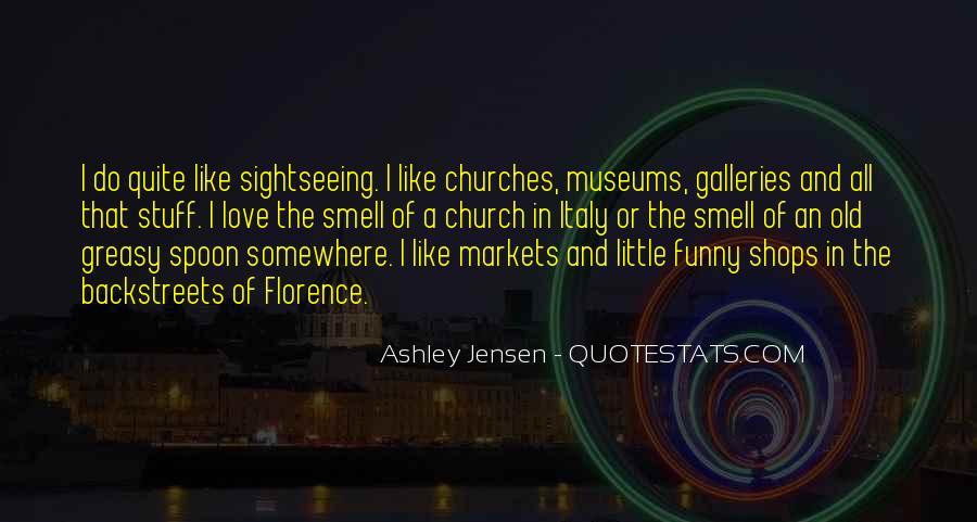 Ashley Jensen Quotes #691517