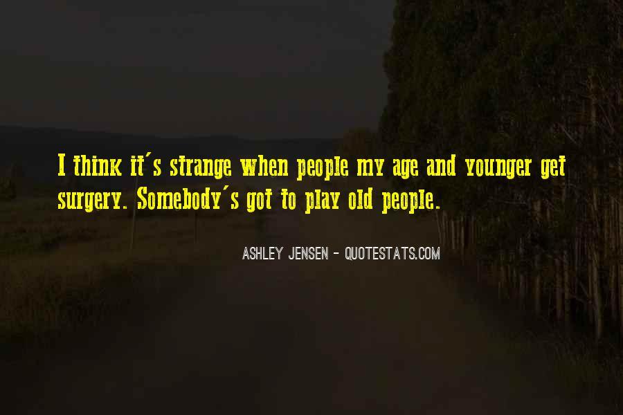 Ashley Jensen Quotes #762859