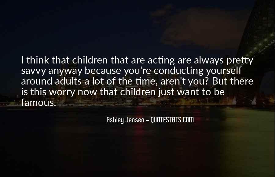 Ashley Jensen Quotes #896616