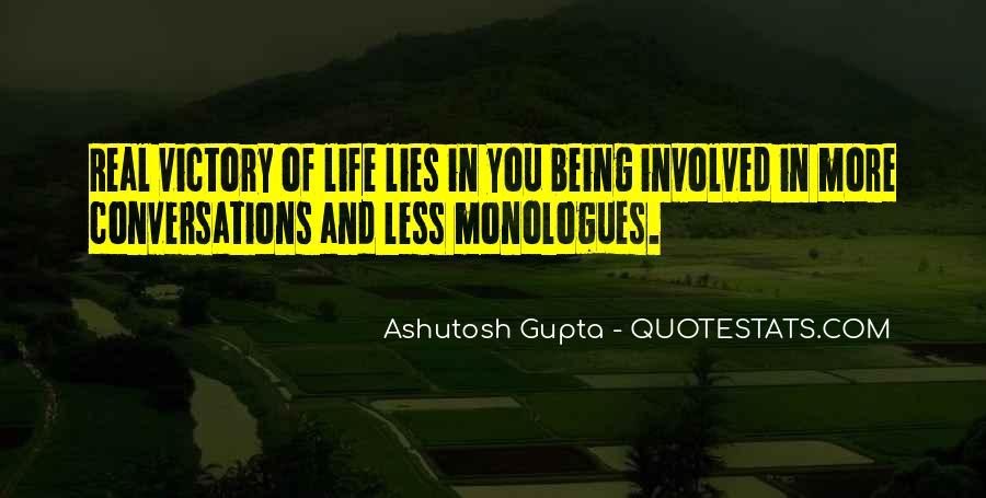 Ashutosh Gupta Quotes #1551652