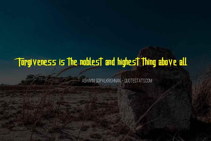 Ashwini Gopalkrishnan Quotes #1011537