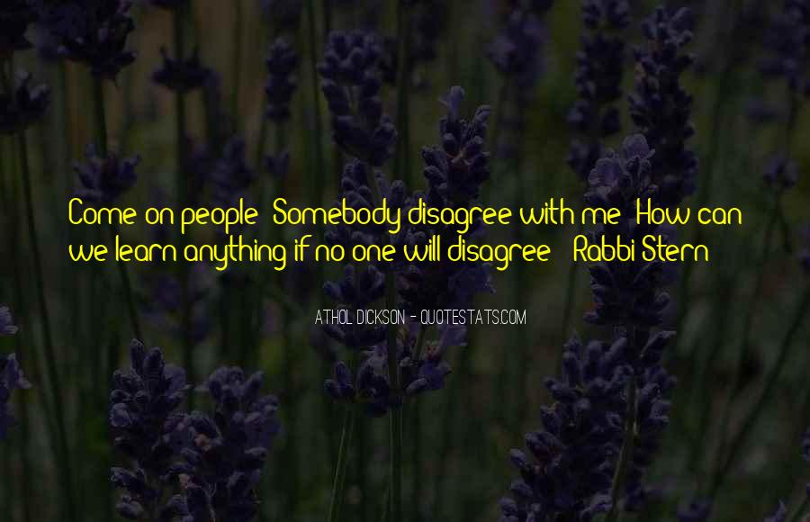 Athol Dickson Quotes #252161