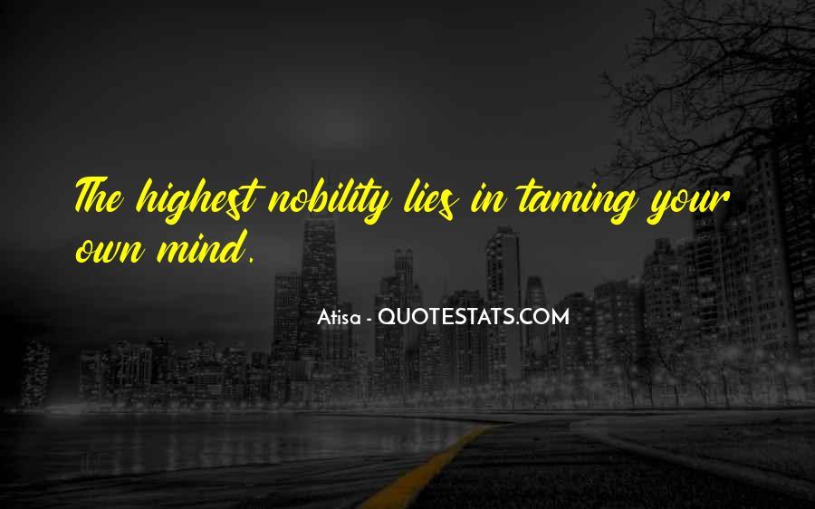 Atisa Quotes #1376337