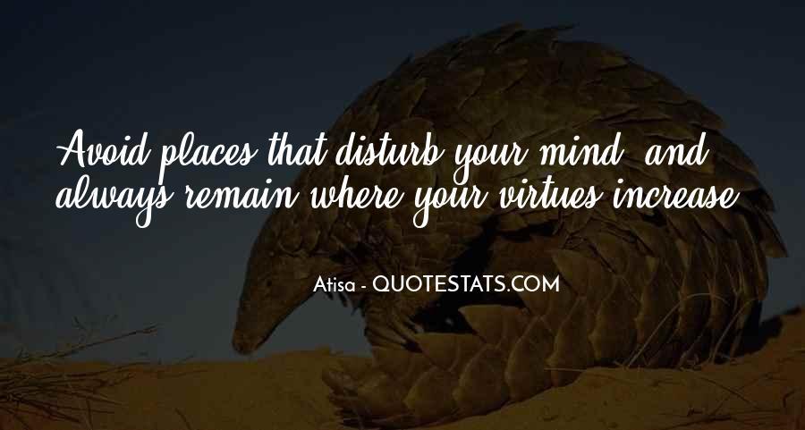 Atisa Quotes #978986