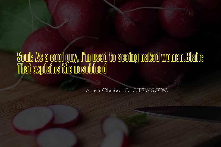 Atsushi Ohkubo Quotes #1044318