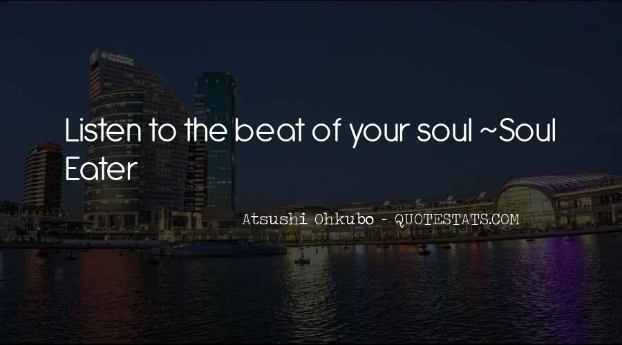 Atsushi Ohkubo Quotes #142059