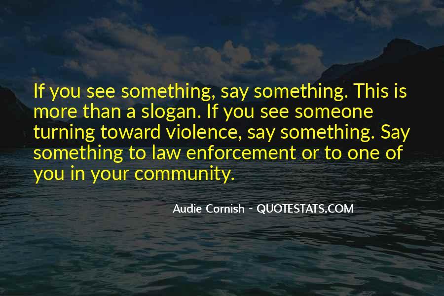 Audie Cornish Quotes #1383205