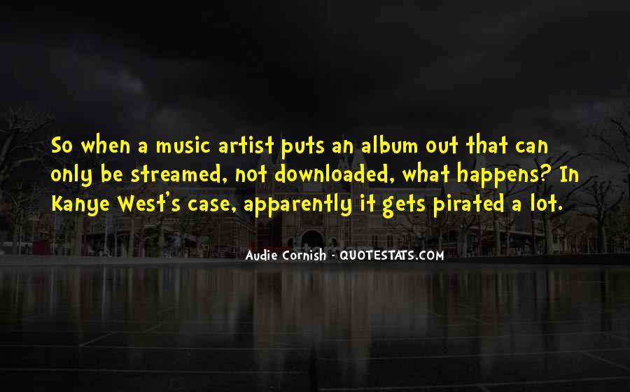 Audie Cornish Quotes #1725347