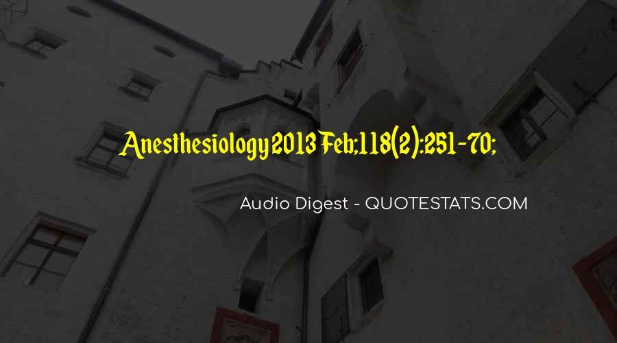 Audio Digest Quotes #15721
