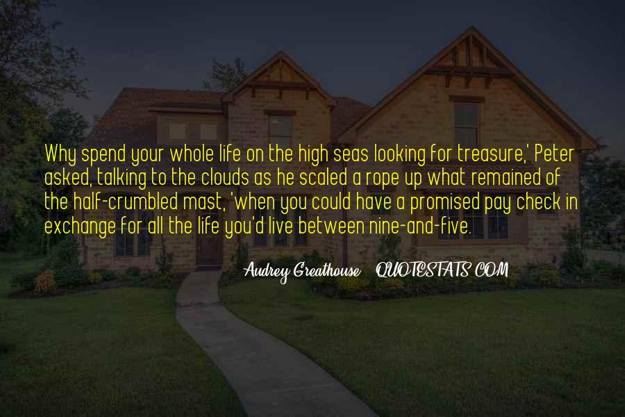 Audrey Greathouse Quotes #246091