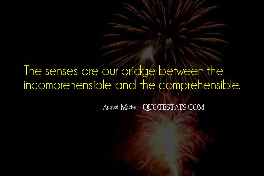August Macke Quotes #1148449