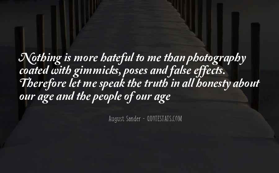 August Sander Quotes #248392