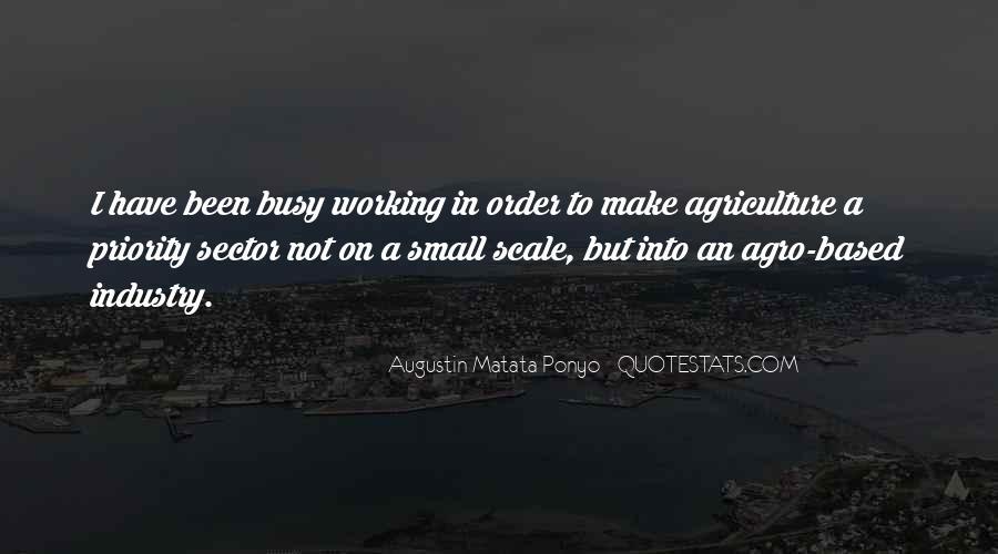 Augustin Matata Ponyo Quotes #1271532