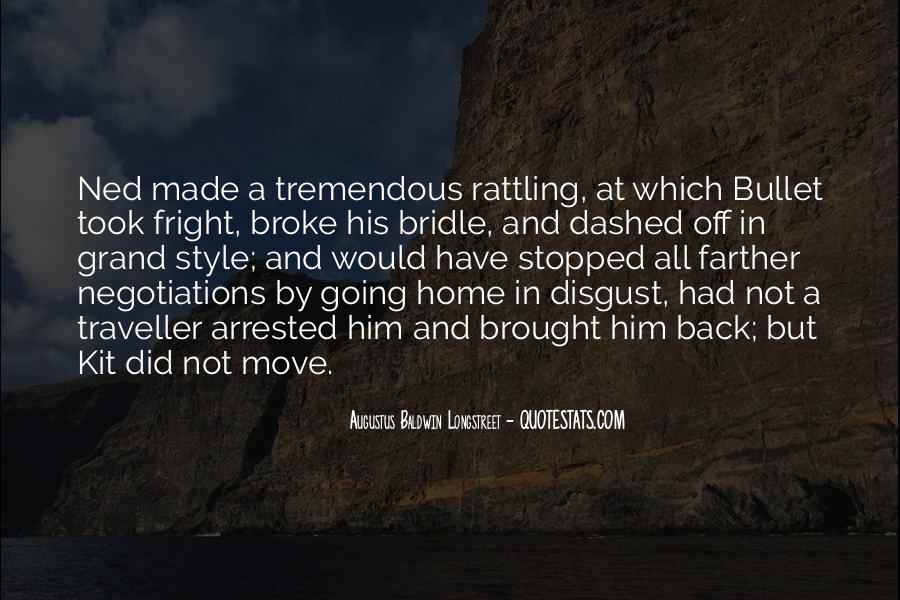 Augustus Baldwin Longstreet Quotes #1022115