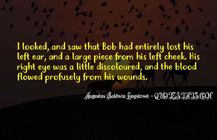 Augustus Baldwin Longstreet Quotes #1093018