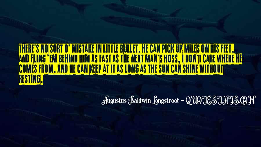 Augustus Baldwin Longstreet Quotes #1209262