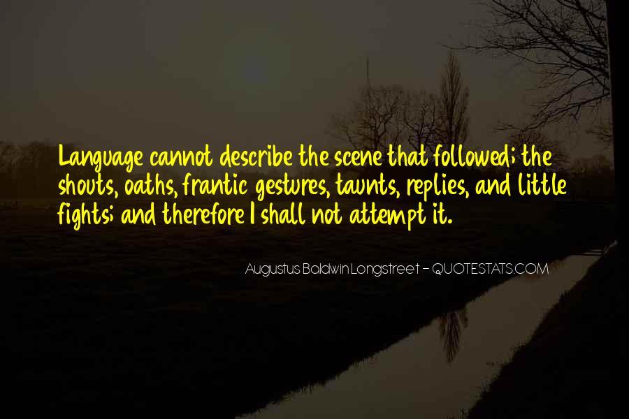 Augustus Baldwin Longstreet Quotes #1614682