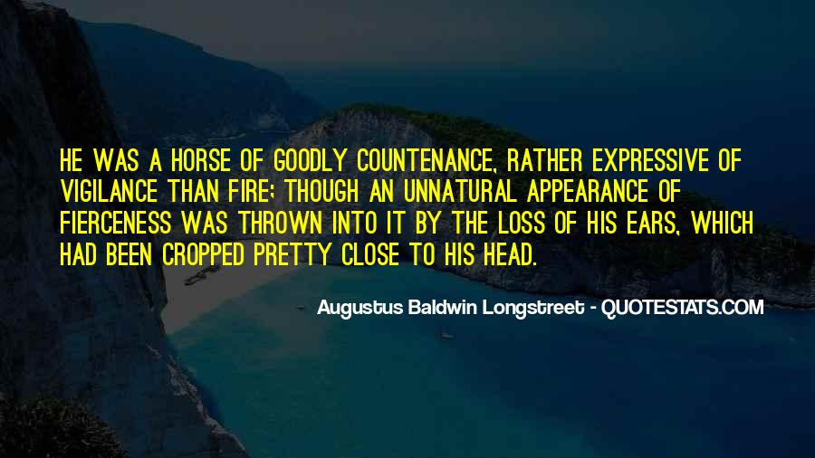 Augustus Baldwin Longstreet Quotes #404938