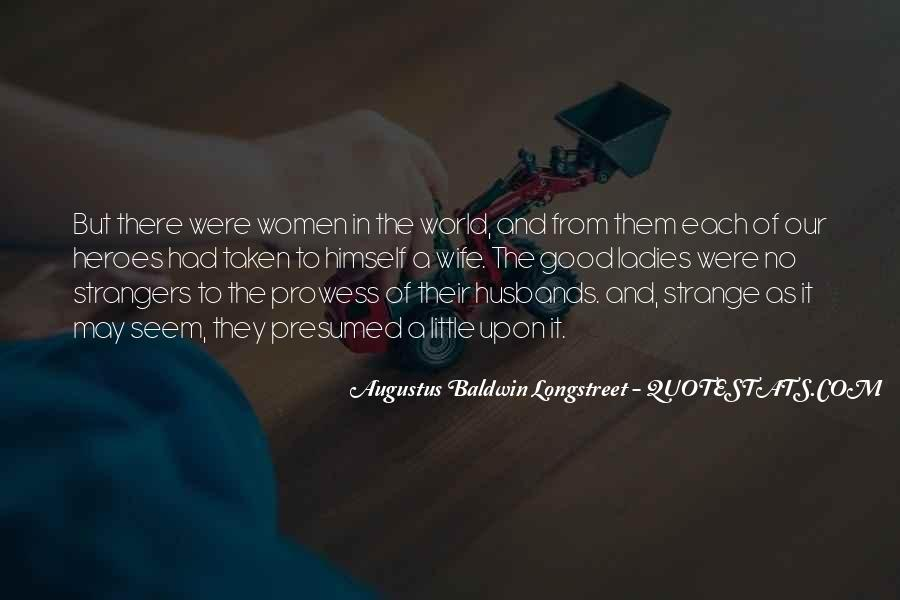 Augustus Baldwin Longstreet Quotes #514425
