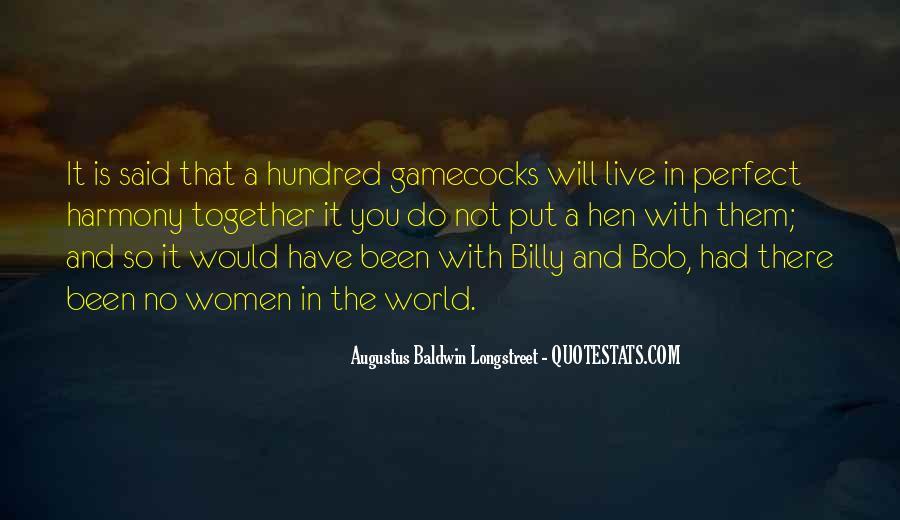 Augustus Baldwin Longstreet Quotes #555690