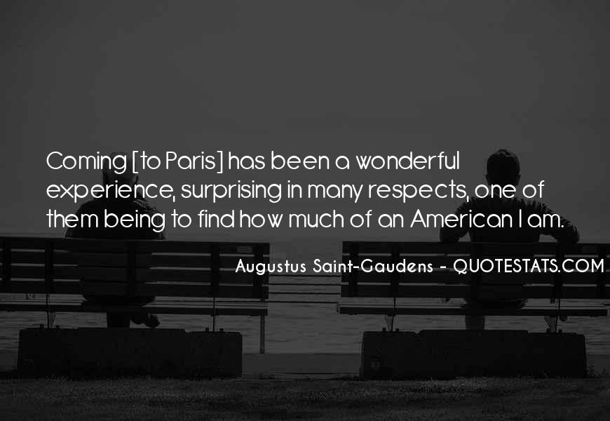 Augustus Saint-Gaudens Quotes #1331301