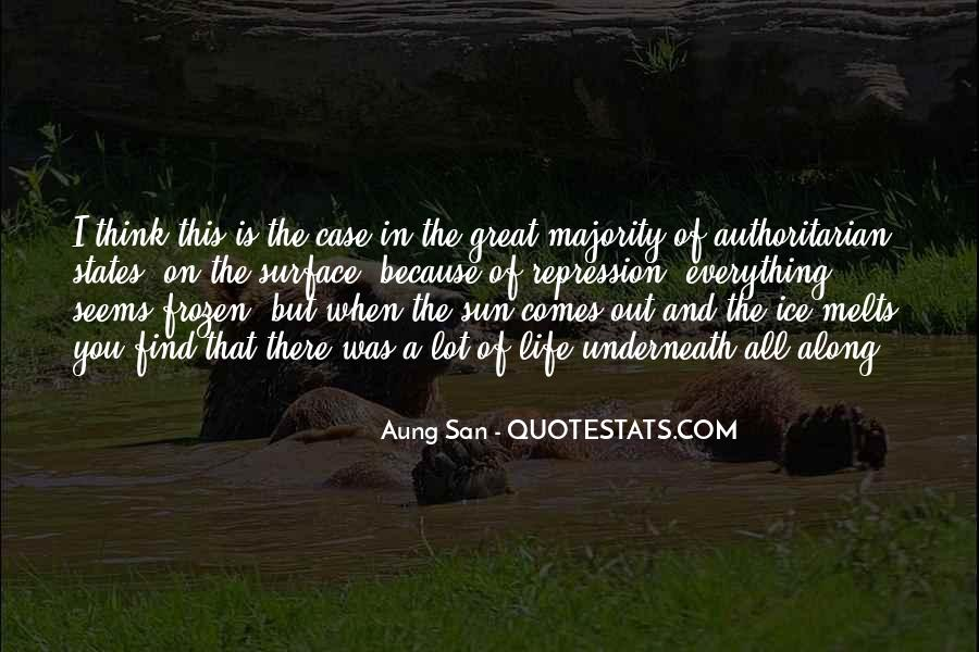 Aung San Quotes #1397726