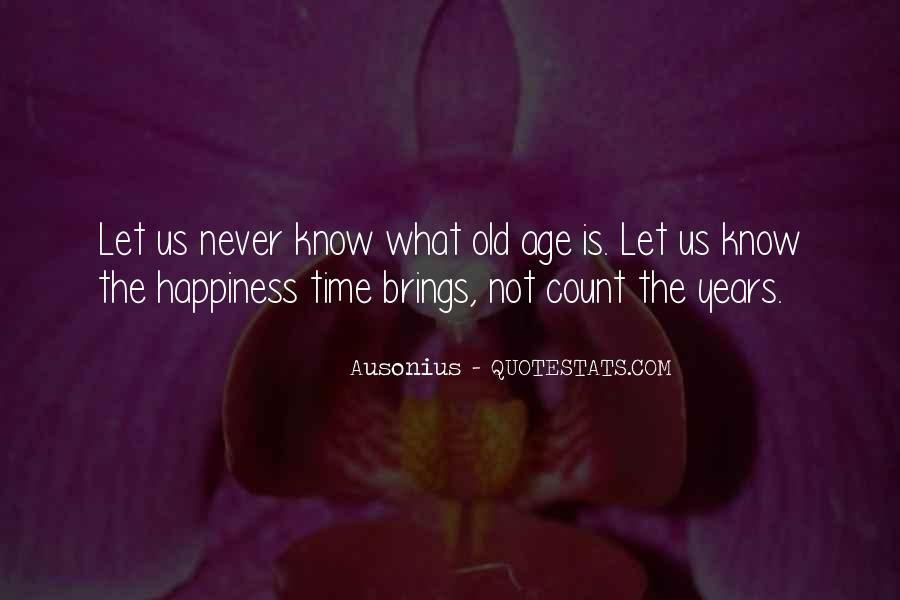 Ausonius Quotes #1826587