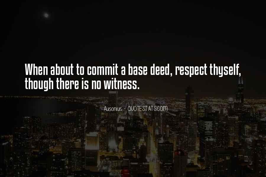 Ausonius Quotes #254519