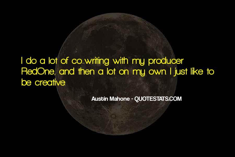 Austin Mahone Quotes #1082389