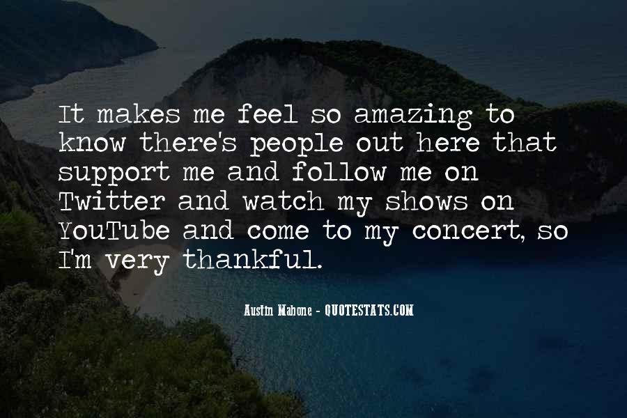 Austin Mahone Quotes #1516182