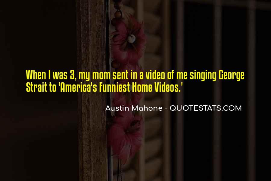 Austin Mahone Quotes #526033