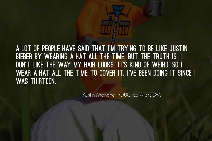 Austin Mahone Quotes #66944