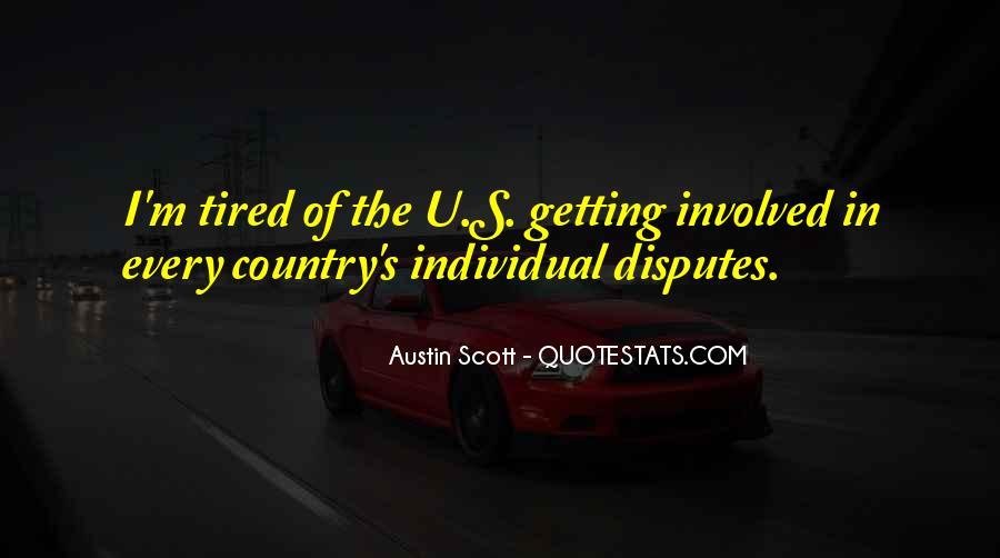 Austin Scott Quotes #1540777