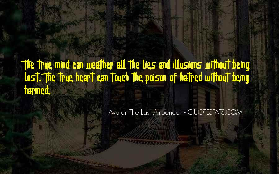 Avatar The Last Airbender Quotes #486021