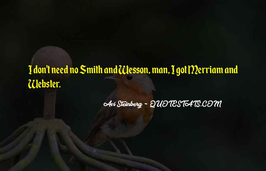 Avi Steinberg Quotes #1330210