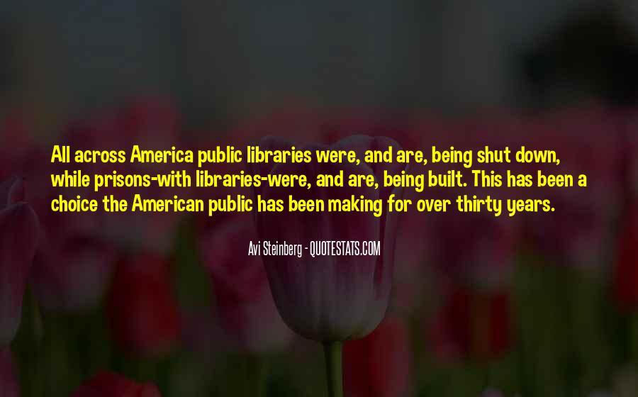 Avi Steinberg Quotes #1671596