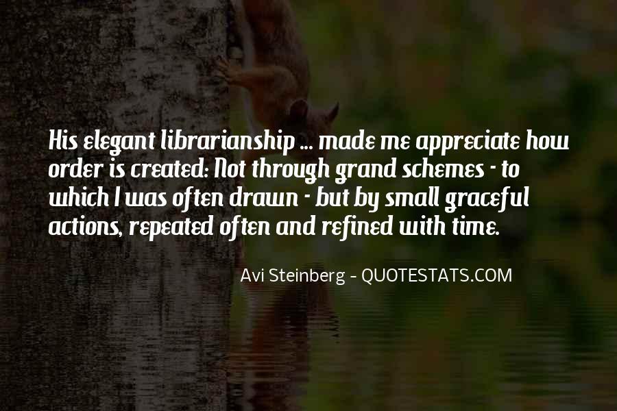 Avi Steinberg Quotes #403163