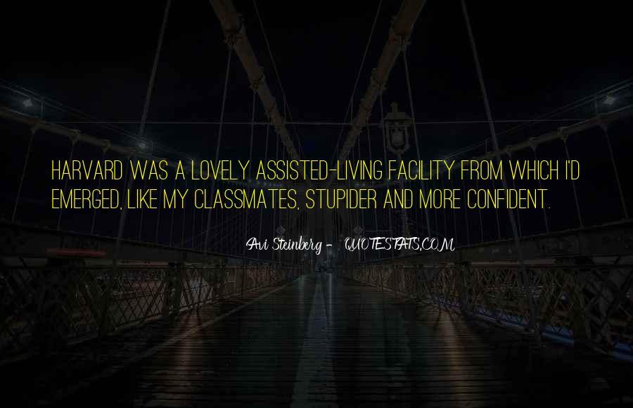 Avi Steinberg Quotes #834624