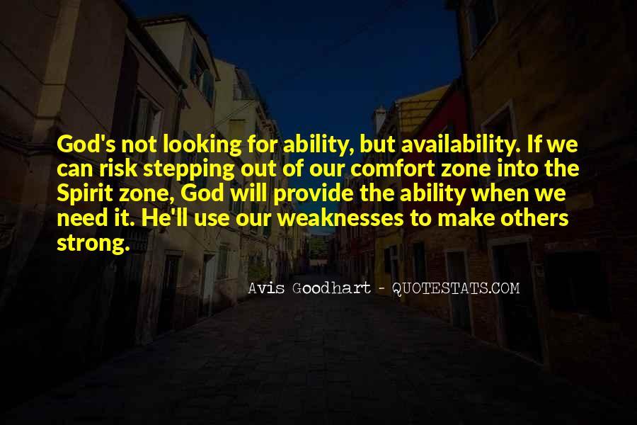 Avis Goodhart Quotes #699269