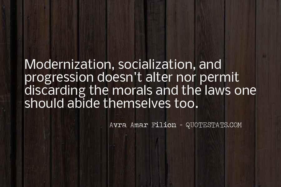 Avra Amar Filion Quotes #885673