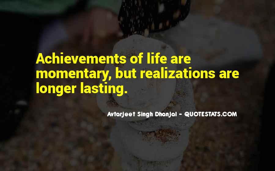 Avtarjeet Singh Dhanjal Quotes #1578185