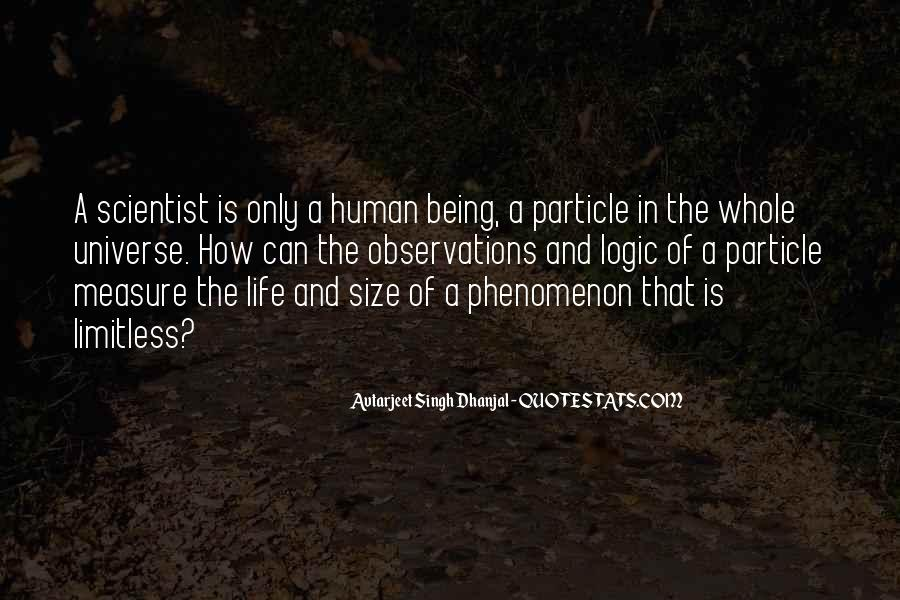 Avtarjeet Singh Dhanjal Quotes #314556