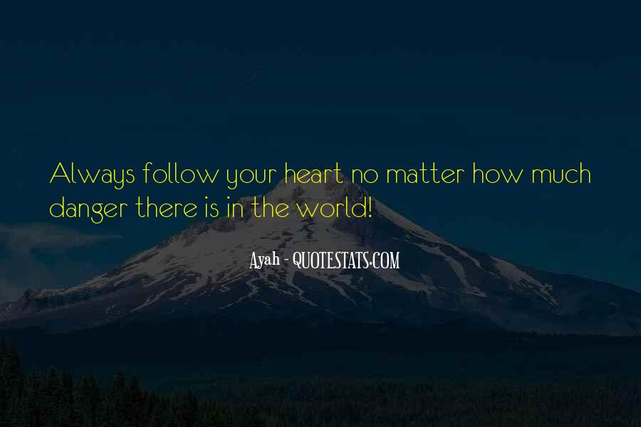 Ayah Quotes #1200682
