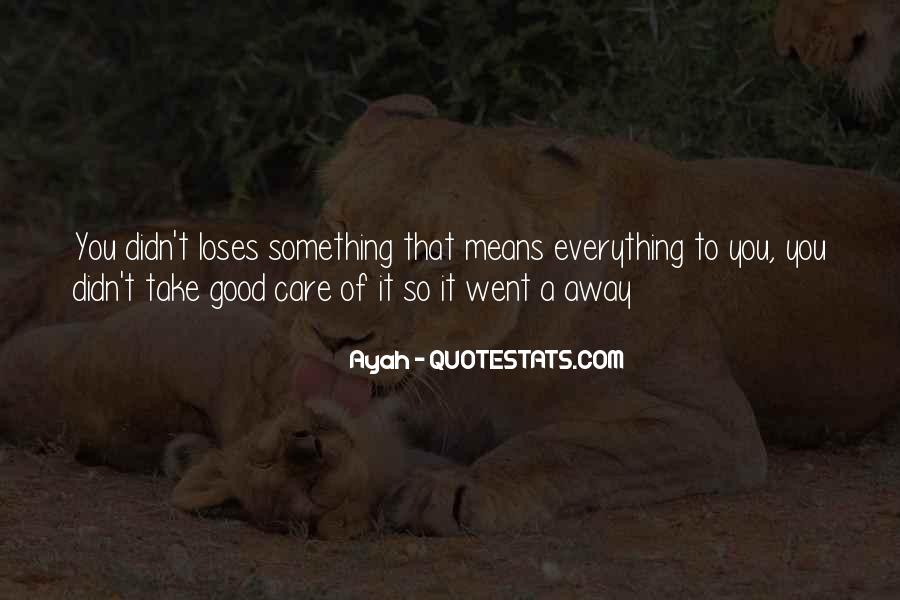 Ayah Quotes #689563