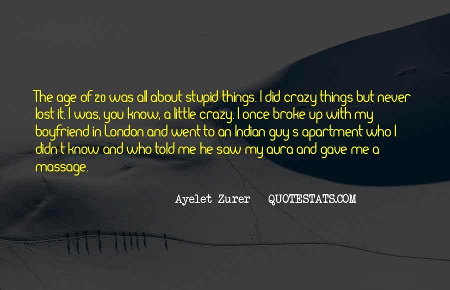 Ayelet Zurer Quotes #1225983