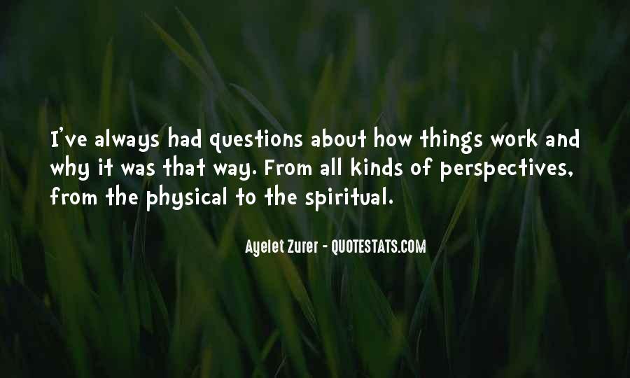 Ayelet Zurer Quotes #894968